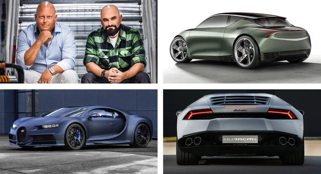 Nhà thiết kế của Lamborghini và Bugatti đầu quân cho hãng siêu xe Koenigsegg - 1