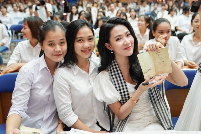 Minh Trang thấy mình liều lĩnh khi bỏ du học để theo đuổi điện ảnh - 5