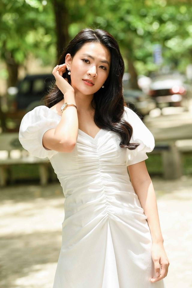 Minh Trang thấy mình liều lĩnh khi bỏ du học để theo đuổi điện ảnh - 1