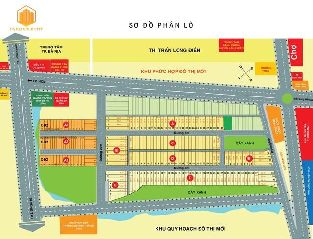 Tiềm năng lợi nhuận bền vững từ Bà Rịa Gold City - 2