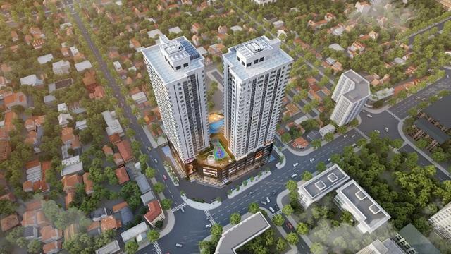 Mật mã thành công khi phát triển căn hộ cao cấp của CĐT dự án Stellar Garden - 1