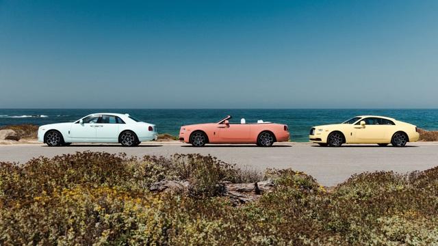 Chiêm ngưỡng trọn bộ sưu tập Rolls-Royce hương sắc mùa hè - 1