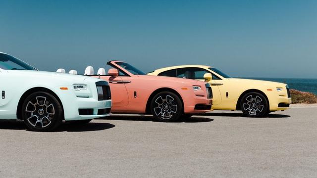 Chiêm ngưỡng trọn bộ sưu tập Rolls-Royce hương sắc mùa hè - 3