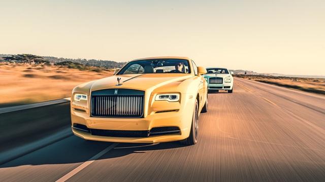 Chiêm ngưỡng trọn bộ sưu tập Rolls-Royce hương sắc mùa hè - 5