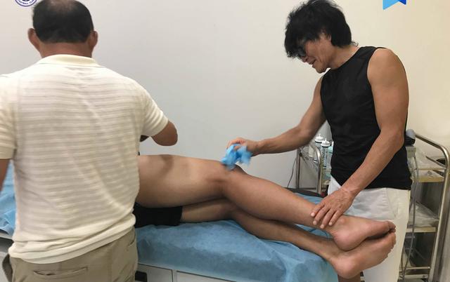 Văn Hậu bắt đầu điều trị chấn thương, nghỉ thi đấu hơn 1 tháng - 1