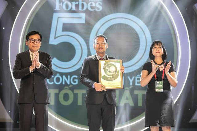 Tập đoàn Nam Long (HOSE: NLG) lần thứ 4 có mặt trong bảng xếp hạng 50 công ty niêm yết tốt nhất - 1