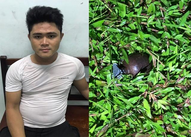 Chân dung nhóm đối tượng buôn ma túy ném lựu đạn chống trả công an  - 3
