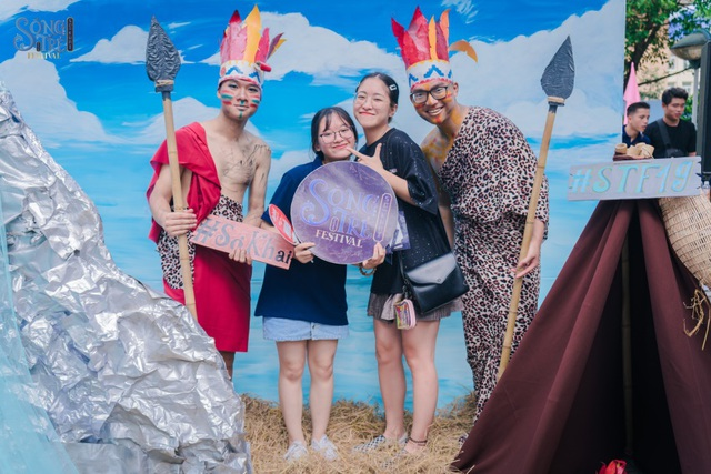 Độc đáo cách tiếp tân sinh viên 2019 của Học viện Báo chí  Tuyên truyền - 6