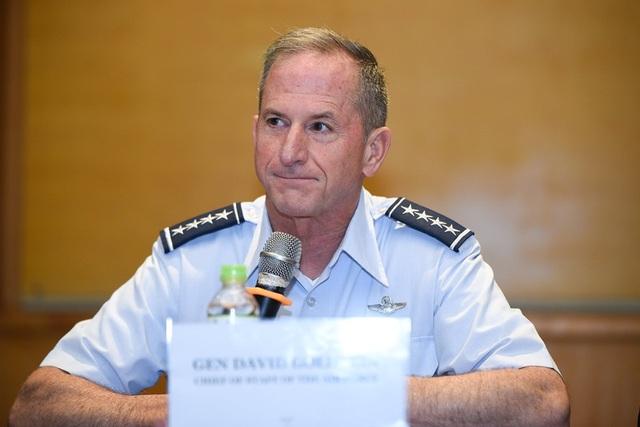 Tướng Mỹ phản đối Trung Quốc xâm phạm chủ quyền của Việt Nam trên Biển Đông - 1