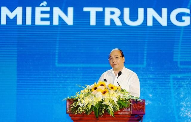 """Thủ tướng: Gỡ """"nút thắt"""" cho kinh tế miền Trung - 2"""