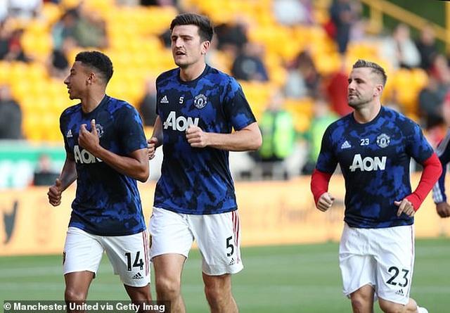 Những khoảnh khắc thất vọng của Man Utd trên sân Wolves - 4