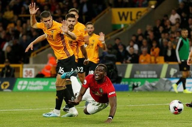 Những khoảnh khắc thất vọng của Man Utd trên sân Wolves - 18