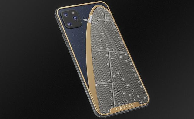 iPhone 11 chưa ra mắt đã có phiên bản siêu xa xỉ giá hơn 1 tỷ đồng - 4