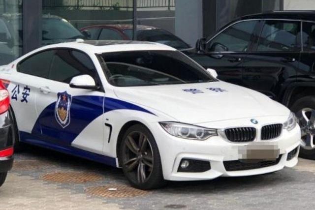 Xe giống của cảnh sát Trung Quốc xuất hiện tại Australia gây xôn xao  - 1
