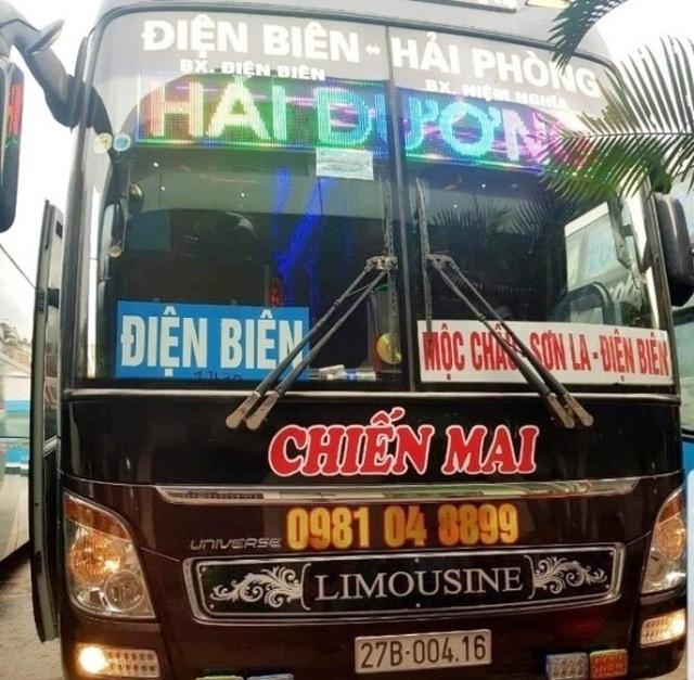 Phát hiện lô xe khách ở Điện Biên làm giả số khung, số máy - 2