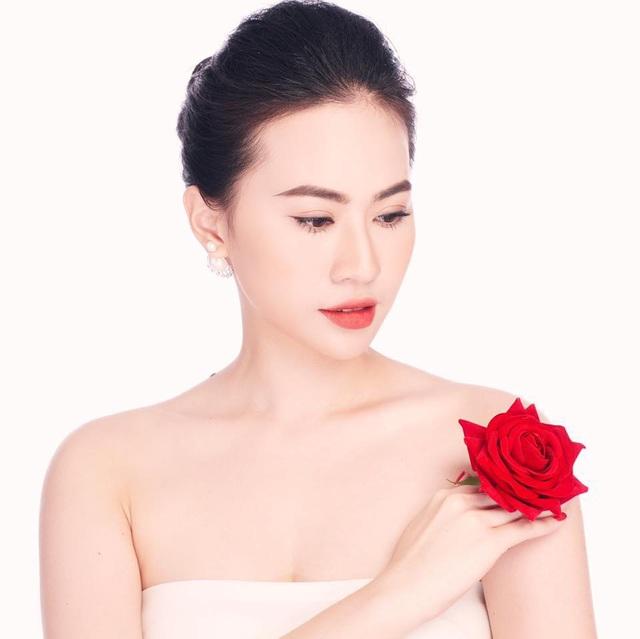 Bạn gái tin đồn lên tiếng về chuyện tình cảm với Quang Hải - 1