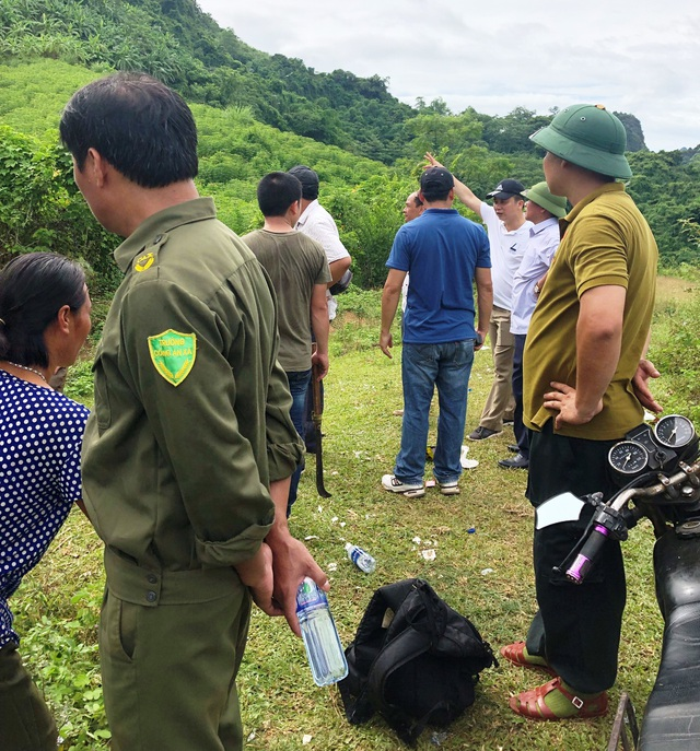 Hành trình truy bắt kẻ giết vợ rồi bỏ trốn vào rừng ở Hòa Bình - 4