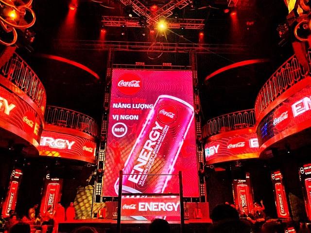 Coca-cola chính thức ra mắt nước tăng lực Coca-cola Energy tại Việt Nam - 2