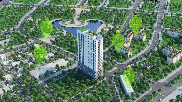 Luxury Park Views – điểm sáng bất động sản Cầu Giấy 2019 - 1