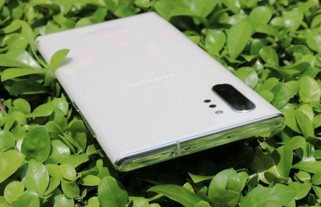 Đập hộp Galaxy Note10+ chính hãng sắp lên kệ thị trường Việt - 5