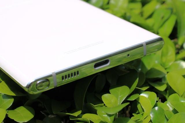 Đập hộp Galaxy Note10+ chính hãng sắp lên kệ thị trường Việt - 7