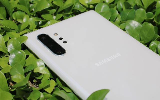 Đập hộp Galaxy Note10+ chính hãng sắp lên kệ thị trường Việt - 13