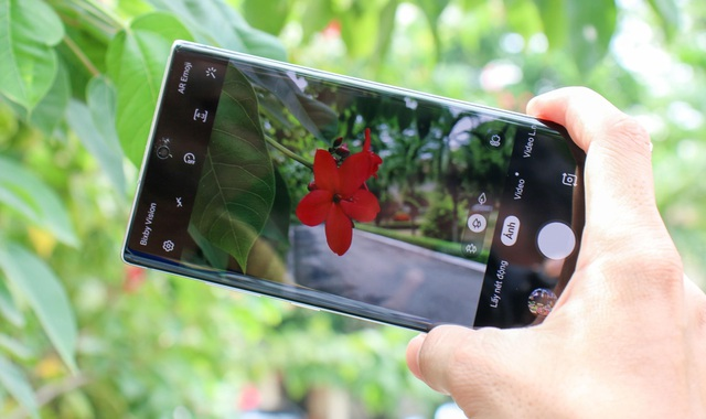 Đập hộp Galaxy Note10+ chính hãng sắp lên kệ thị trường Việt - 14