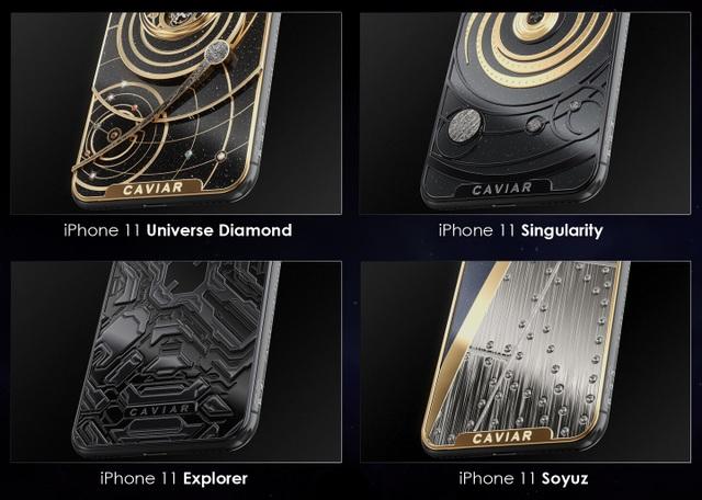 iPhone 11 chưa ra mắt đã có phiên bản siêu xa xỉ giá hơn 1 tỷ đồng - 1