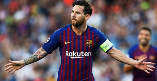 Top 10 bàn thắng đẹp nhất năm: Messi đấu Ibrahimovic - 1