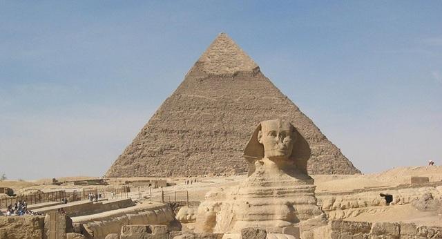 Tượng Nhân sư Giza có thể chỉ đường đến kho báu bí ẩn của Ai Cập cổ đại - 1