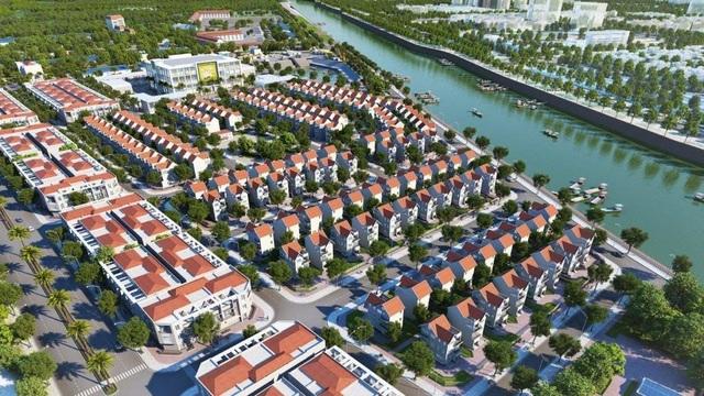 Ra mắt phân khu Kalong Center City tại khu đô thị hiện đại TP Móng Cái - 2