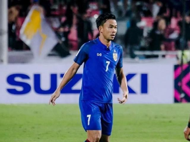 Đội tuyển Thái Lan mất tiền vệ quan trọng ở trận gặp Việt Nam - 1
