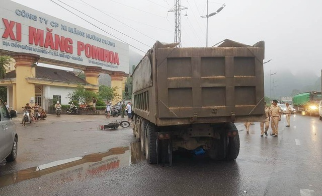 Nữ du khách nước ngoài bị xe tải cán tử vong - 2