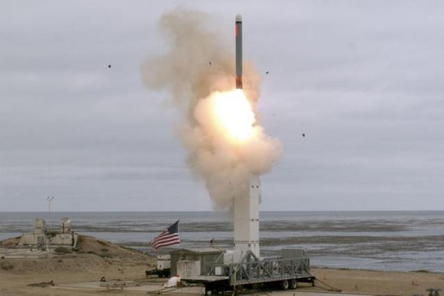 Mỹ thử tên lửa bay xa 500 km sau khi rút khỏi hiệp ước hạt nhân - 1