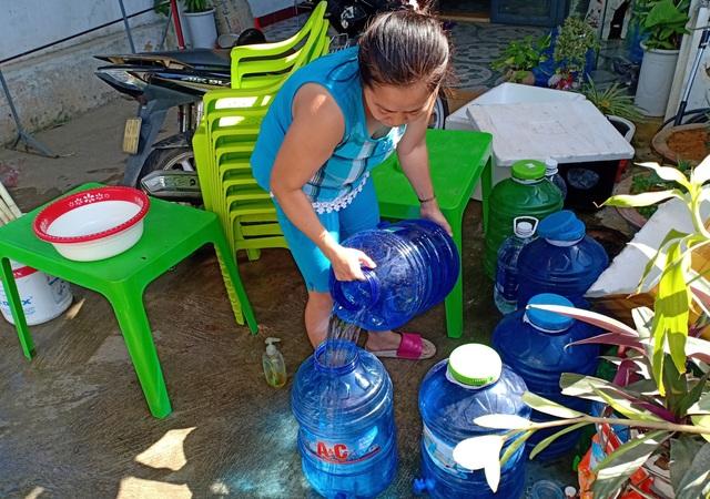Người dân Đà Nẵng lao đao vì thiếu nước sinh hoạt - 3