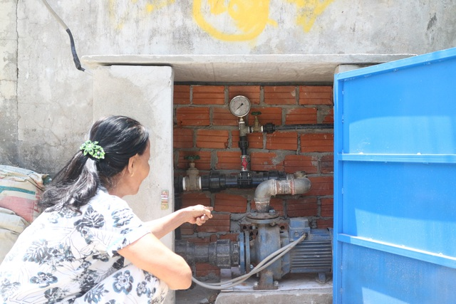 Người dân Đà Nẵng lao đao vì thiếu nước sinh hoạt - 2