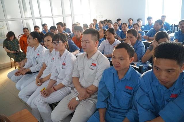 Thêm 4.260 lượt người hưởng lợi từ dự án Vì mẹ và bé – Vì Tầm vóc Việt - 1