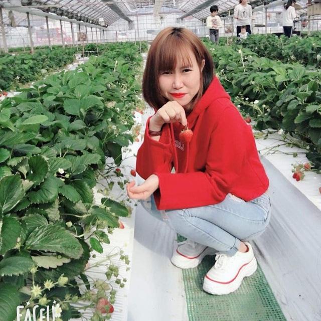 Tốt nghiệp đại học không xin được việc, cô gái Nghệ An đi Nhật nhặt lá tía tô - 3