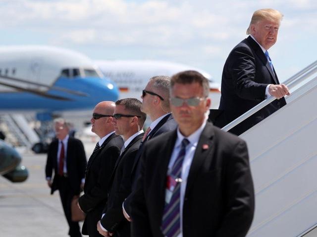 Những đặc quyền độc nhất vô nhị dành cho các tổng thống Mỹ - 6