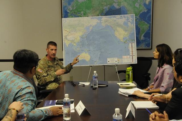 Bộ Tư lệnh Ấn Độ Dương - Thái Bình Dương Mỹ coi trọng hợp tác với Việt Nam - 1