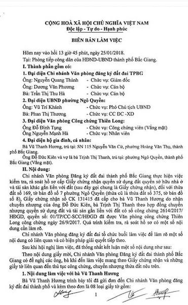 """Truy tìm """"tử huyệt"""" trong phi vụ lừa đảo rúng động tỉnh Bắc Giang! - 2"""