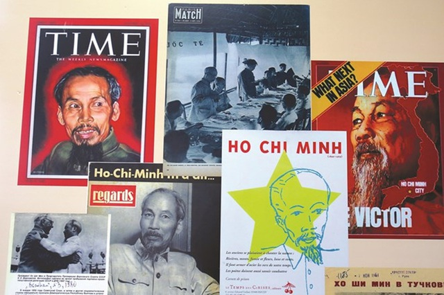 Hồ Chí Minh - Một chính khách nổi bật trên truyền thông quốc tế - 1