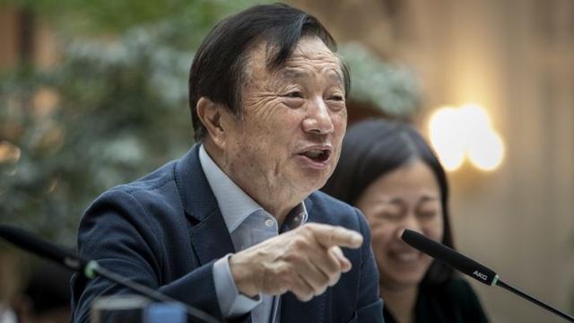 """Huawei đang đối mặt với một cuộc """"khủng hoảng sống còn"""" dưới áp lực của Mỹ, người sáng lập của tập đoàn nói - 1"""