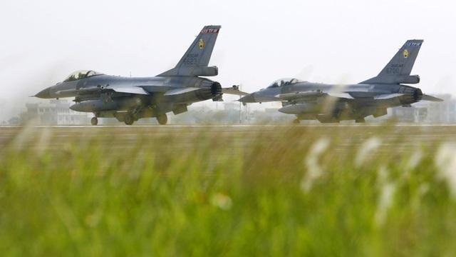 Bộ Ngoại giao Mỹ đồng ý bán 66 máy bay F-16 giá 8 tỷ USD cho Đài Loan - 1