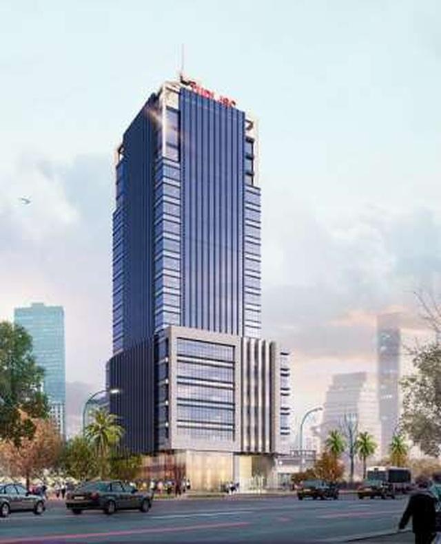 Vietcombank muốn mua cao ốc 11 Láng Hạ, Bộ Xây dựng nói gì? - 1