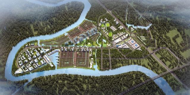 Bốn lợi thế nổi bật của thành phố bên sông Waterpoint - 2