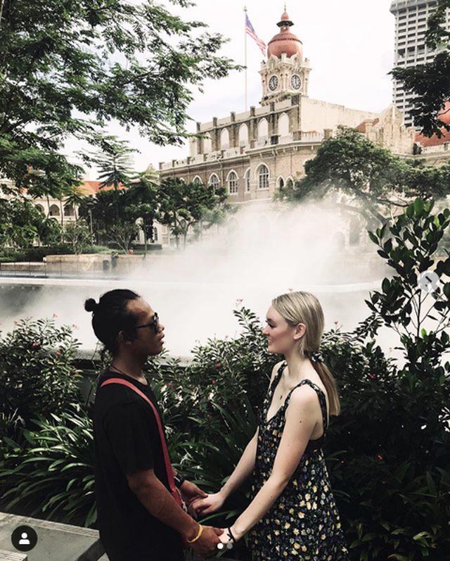 """Cặp đôi đũa lệch gây """"bão""""một thời ở Indonesia trở lại với loạt khoảnh khắc ngọt ngào! - 4"""