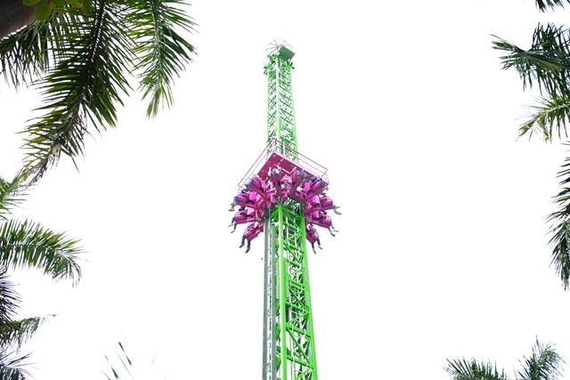 Độc đáo Vũ hội Hóa trang tại công viên Thiên đường Bảo Sơn dịp lễ 2/9 - 8