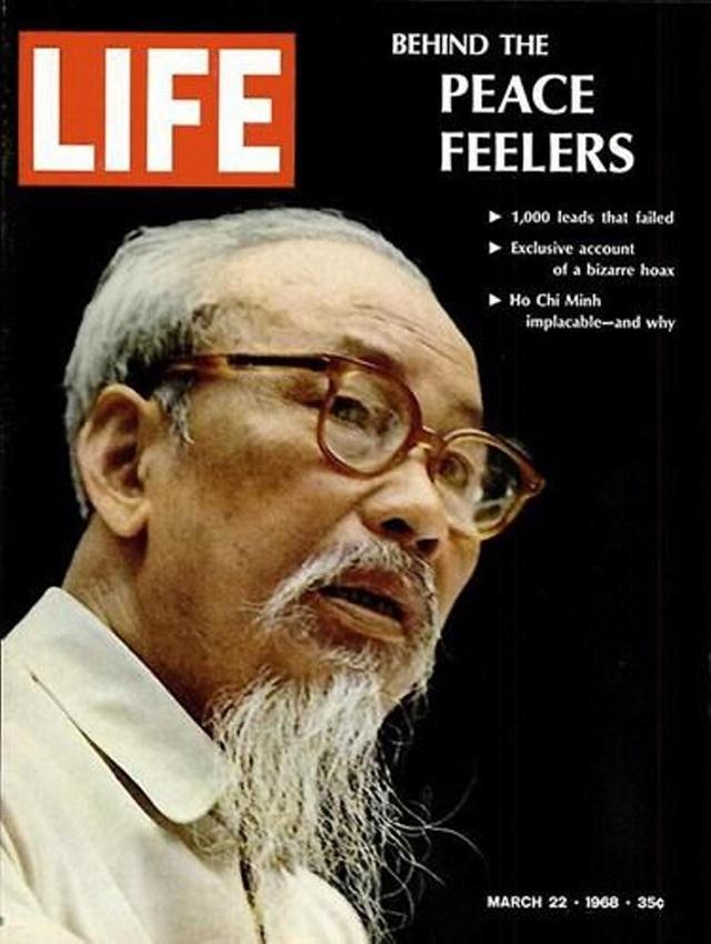 Hồ Chí Minh - Một chính khách nổi bật trên truyền thông quốc tế - 2