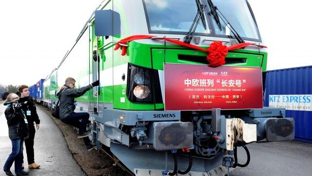Những toa tàu trống trơn và tham vọng Vành đai, con đường của Trung Quốc tại châu Âu - 1
